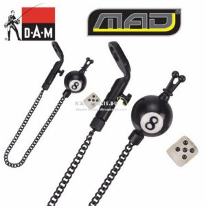 DAM Mad 8 ball and dice swinger