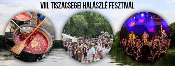 VIII. Tiszacsegei Halászlé Fesztivál (programajánló)