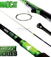 MadCat Inline belső zsinórvezetésű harcsázó horgászbot