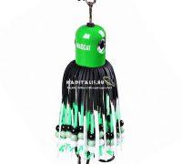 MadCat Clonk Teaser kuttyogató ólom polip 150gramm (zöld)