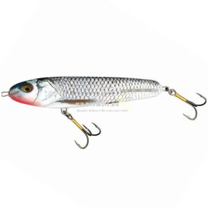 Salmo Sweeper 10cm RGS wobbler (Real Grey Shiner)