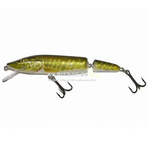Salmo Pike 11JDR PE (pike) jointed wobbler