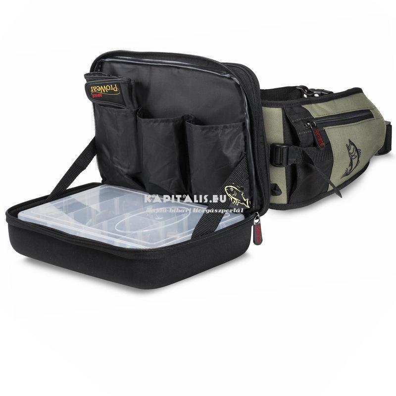 d738e4de7b24 Rapala Limited Series Hybrid Hip Pack pergető táska (46039-1 ...