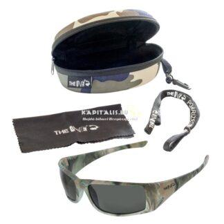 The One napszemüveg (zöld-szürke)