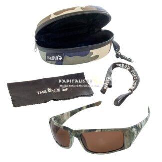 The One polarizált napszemüveg (barna)