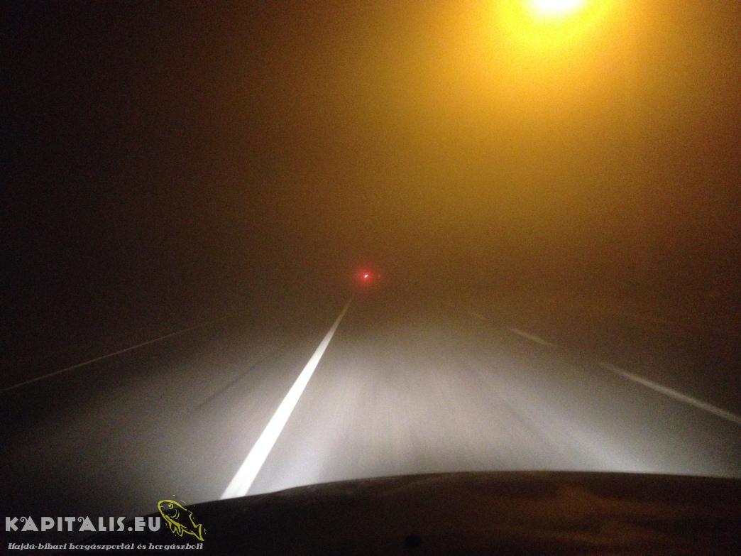 Hajnali kalandok: Ködös K-V