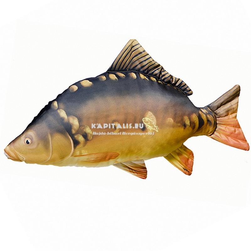 Óriás ponty halas párna (90 cm)