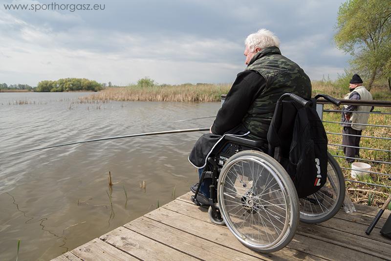Speciális horgászverseny a Tisza-tavon