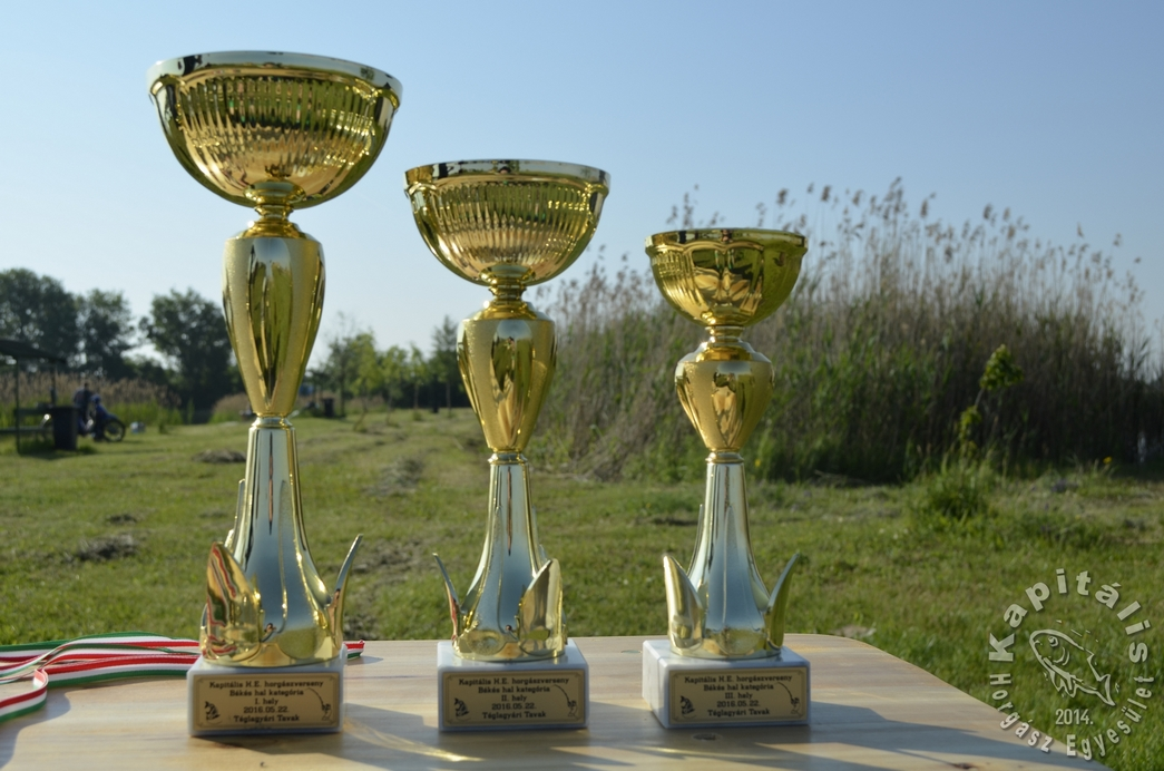 KAPITÁLIS Horgász Egyesület évadnyitó horgászverseny (2016)