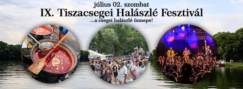 IX. Tiszacsegei Halászlé Fesztivál