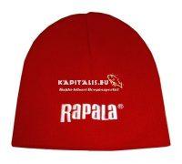 Rapala Beanie Rap red kötött sapka (piros)