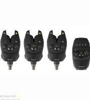 Prologic SNZ Bite Alarm Kit 3+1 darabos kapásjelző szett (53841)