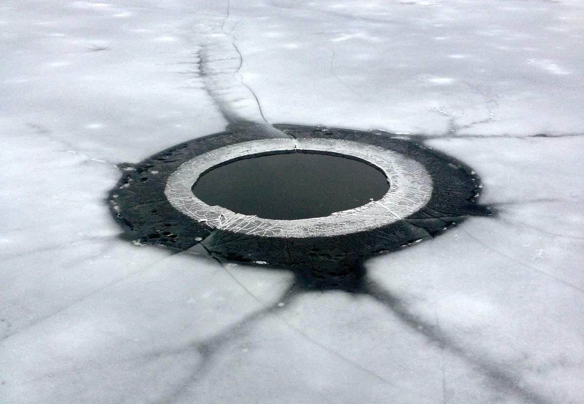 Javuló jéghelyzet a Tisza-tavon