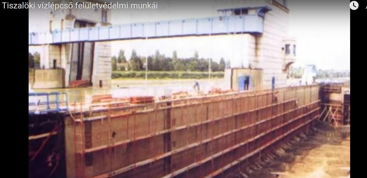 Egy kis történelem a Tiszalöki erőmű (videóval)