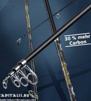 Balzer Magna Magic Tele 120 330cm 50-120g teleszkópos horgászbot