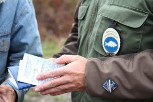 Halászati őri vizsga 2017. november 10-én