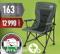 Energo Team Outdoor XXL szék 130kg-ig (73505-999)