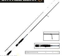 Savage Gear LRF CCS 198cm 0-5g könnyűpergető bot