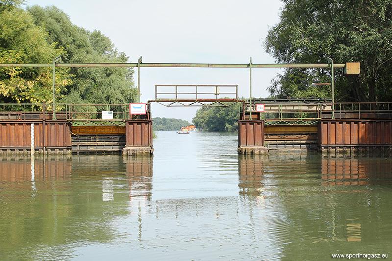 Nyitásra kerülnek a Tisza tavi öblítőcsatornák műtárgyai