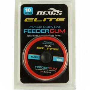 Nevis Elit Black Feeder gumi 1.00mm 10m 10kg (3302-100)