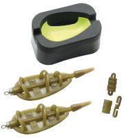 Nevis Method Carp feeder kosár szett 40g (8100-440)