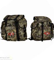 Carp Zoom Camou 35literes horgász hátizsák 35x20x50cm
