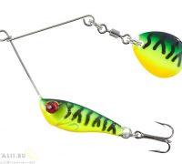 Balzer Micro Spinner-bait (Fire shark)