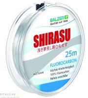 Balzer Shirasu Fluoro Carbon 0,25mm 25m (5,1kg)