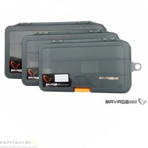 Savage Gear Lure Box no.3a (18.6×10.3×3.4cm)