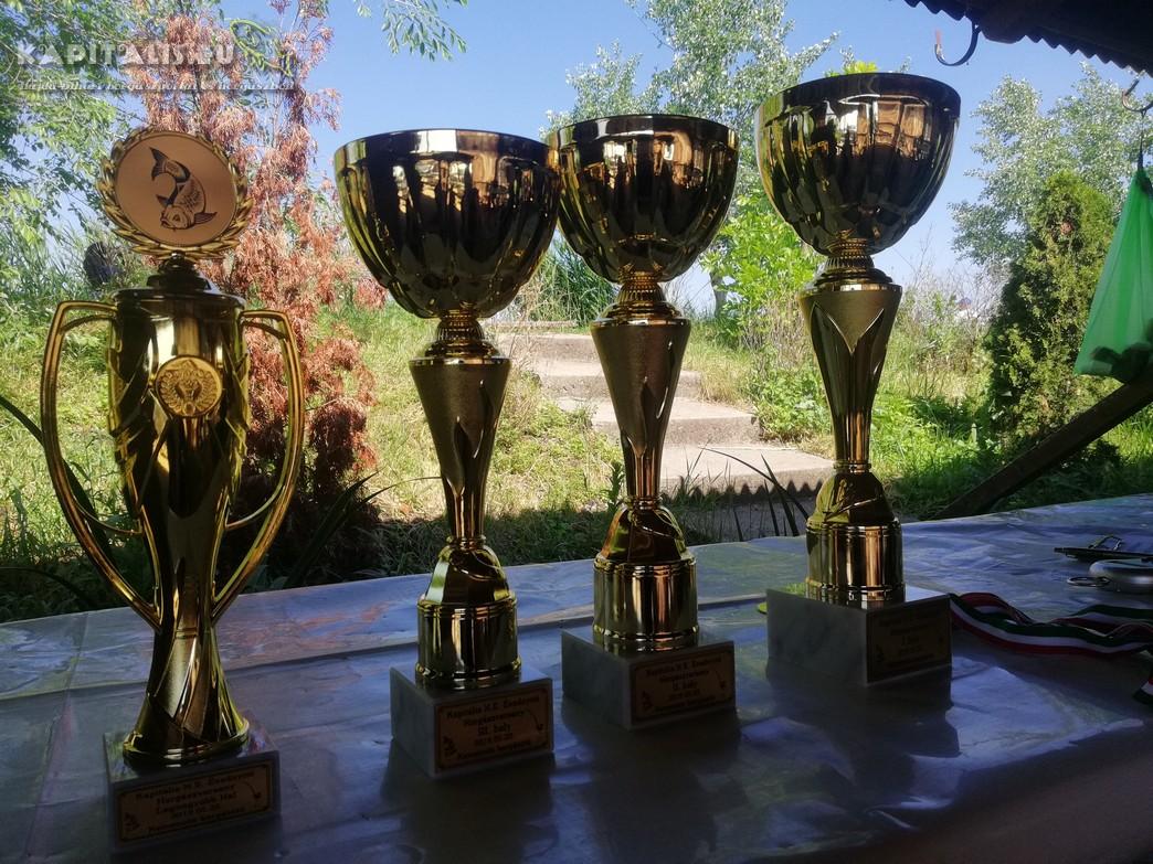 Kapitális Egyesületi verseny a Kemencés tavon beszámoló