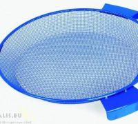 Törőszita kék 33cm átmérővel 3mm lyuktávolsággal (7320-333)