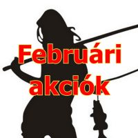 Februári akció