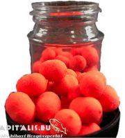 Speciál Mix 10 mm RIBIZLI-MEGGY Fluo Wafters Dumbell