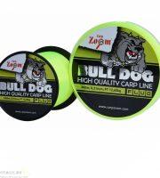 Carp zoom Bulldog Fluo Monofil horgászzsinór 1000m, 0,35mm, 15,45kg