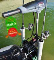 E-Thrust 55lb Elektromos csónakmotor