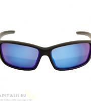 Mustad Hank Parker HP102A-1 napszemüveg smoke-blue revo lencsével