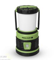 Delphin Aura akkumulátoros kemping lámpa powerbankkal