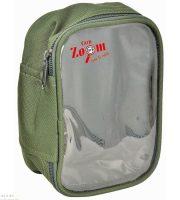 Carp Zoom Átlátszó tetejű táska (17x11x6cm)