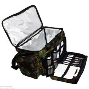 Carpon Camou terepmintás piknik táska (62x35x32cm)