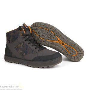 Fox Chunk Camo vízhatlan magasszárú cipő (46)