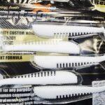 Nevis Vantage Impulse Shad 10cm (fehér)