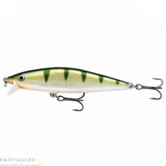 Rapala Flat rap FLR10 Yellow Perch (YP) wobbler
