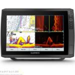 Garmin ECHOMAP Ultra 122sv-GT54UHD-TM jeladóval