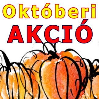 Október akciói