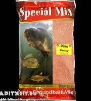 Speciál-mix Piros ponty 2 kg-os etetőanyag