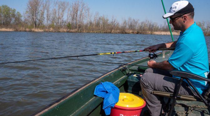 Lukácsi Béla – Tavaszi zsongás a Tisza-tavon