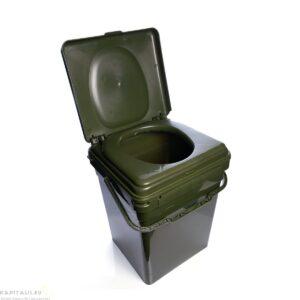 RidgeMonkey Cozee Toilet Seat Full Kit – Tábori wc komplett szett