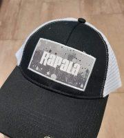 Rapala hálós baseball sapka (fekete-szürke logóval)