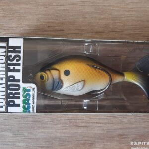 Lunkerhunt Propfish Sunfish Golden shiner felszíni tocsogó műcsali