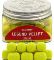 Haldorádó LEGEND PELLET Pop Up 12, 16 mm – Édes Ananász